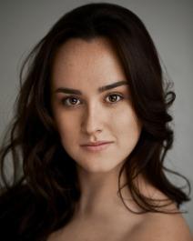 Katie O'Byrne actor headshot by photgorapher Roger Kenny